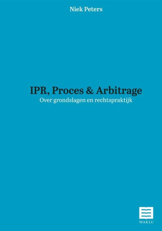 IPR, Proces & Arbitrage