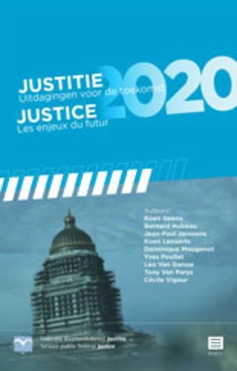 Justitie 2020 - Justice 2020