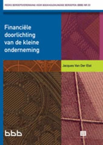 Financiële doorlichting van de kleine onderneming
