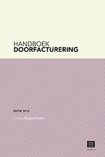 Handboek doorfacturering - editie 2018