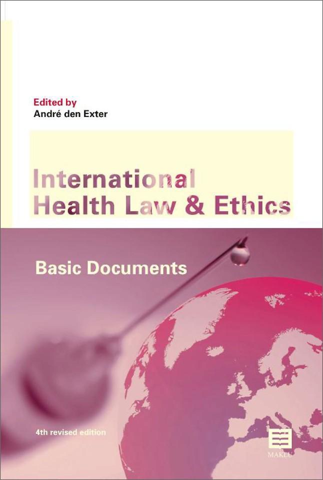 International Health Law & Ethics