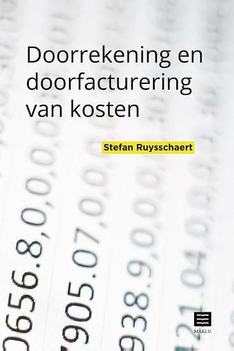 Doorrekening en doorfacturering van kosten