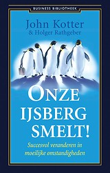 Onze ijsberg smelt! <br/> 20.00 <br/> <a href='https://www.managementboek.nl/winkelkar?bestel=9789047000921&amp;affiliate=150' target='_blank'>Bestel direct</a>