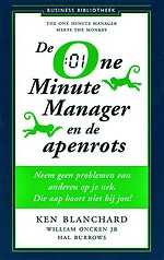De One Minute Manager en de apenrots