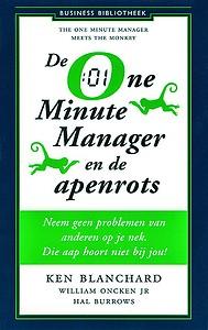 De One Minute Manager en de apenrots. Kenneth Blanchard.