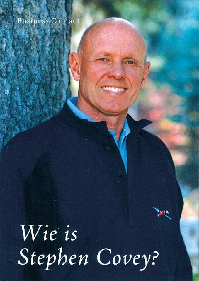 Wie is Stephen Covey?