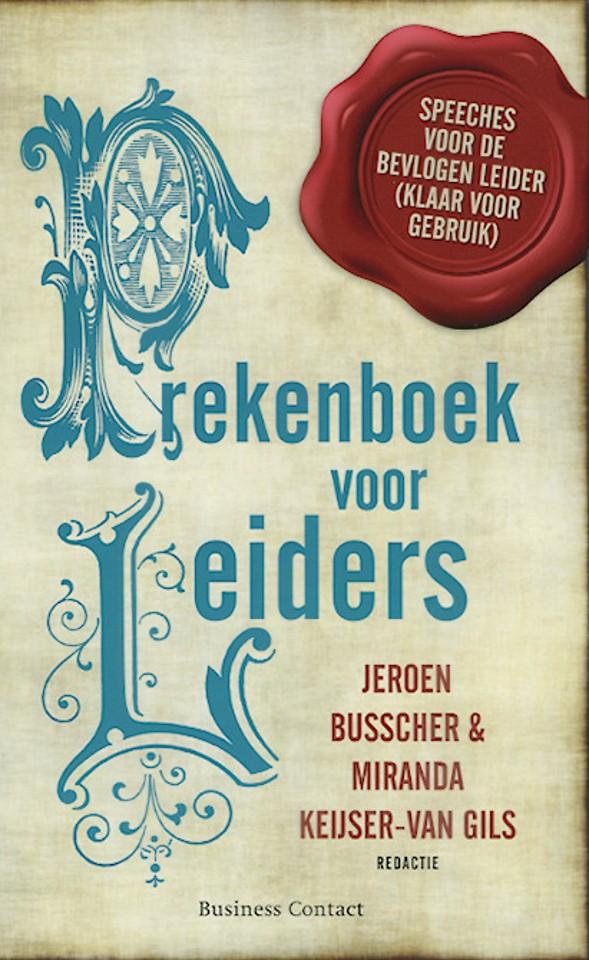Prekenboek voor leiders
