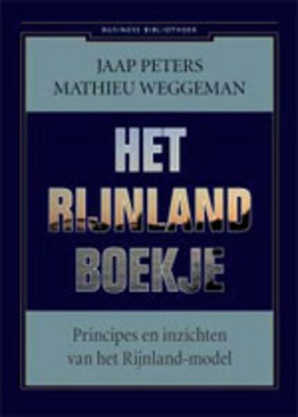 Citaten Werkplezier : Het rijnland boekje e book door jaap peters mathieu weggeman