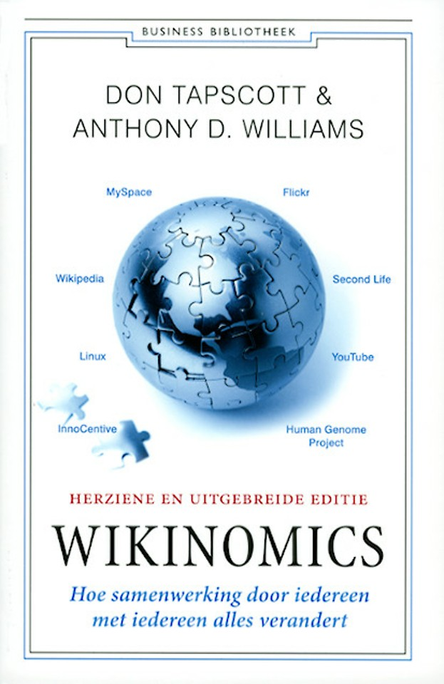Wikinomics (Herziene en uitgebreide editie)