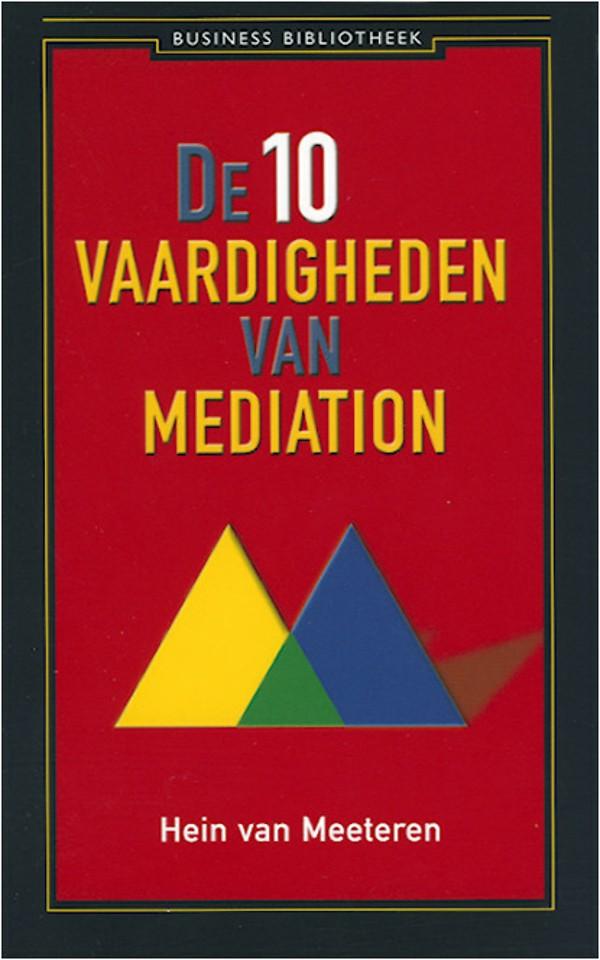 De 10 vaardigheden van mediation