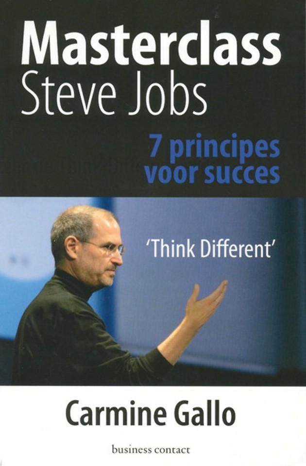 Masterclass Steve Jobs