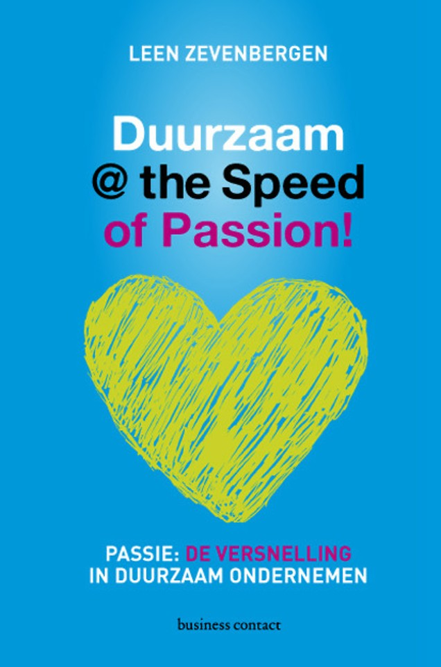 Duurzaam @ the speed of passion
