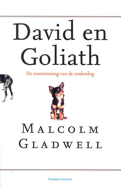 David en Goliath door Malcolm Gladwell (Boek