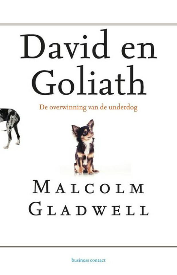 David en Goliath (Proefhoofdstuk)