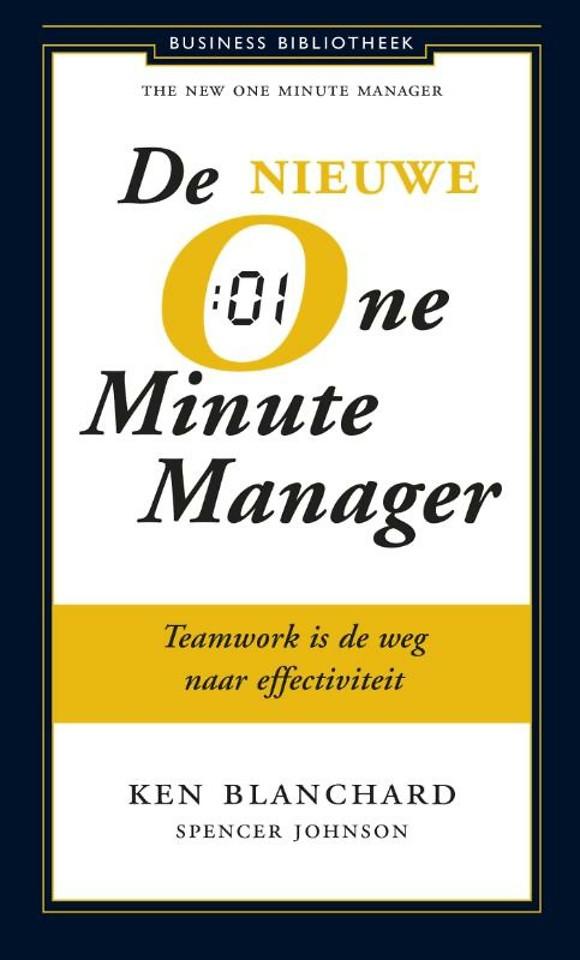 De Nieuwe One Minute Manager