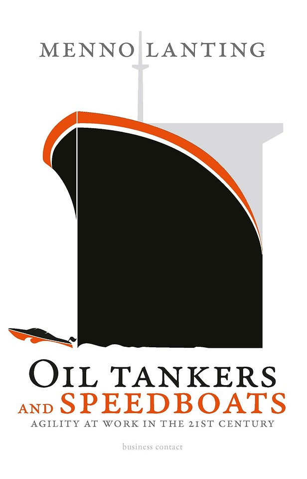 Oil tankers and speedboats