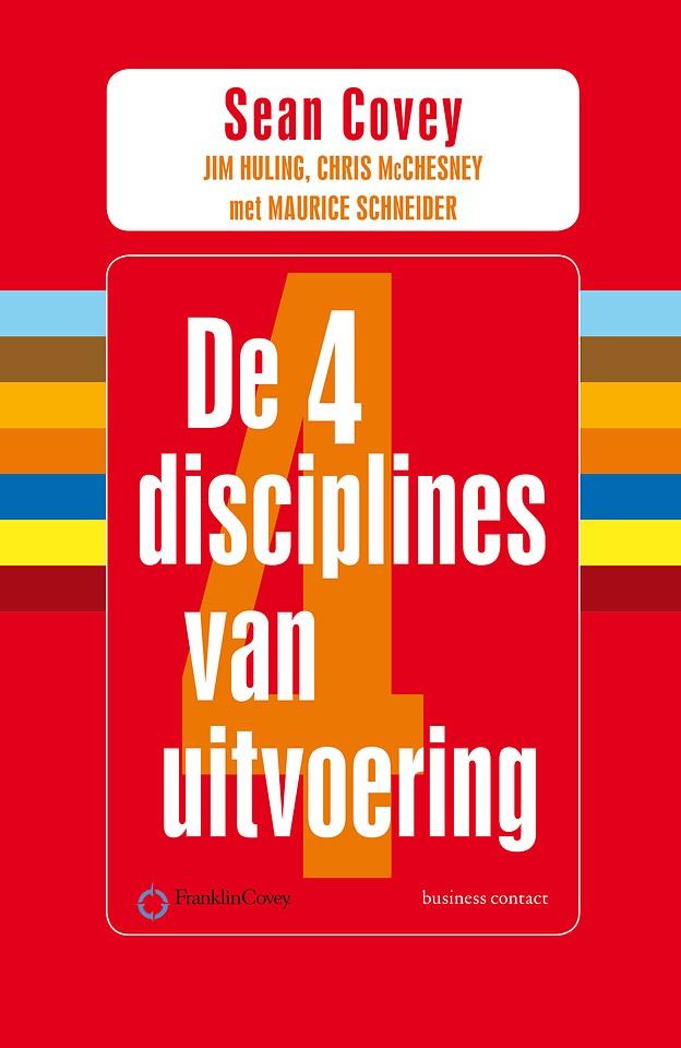 De 4 disciplines van uitvoering