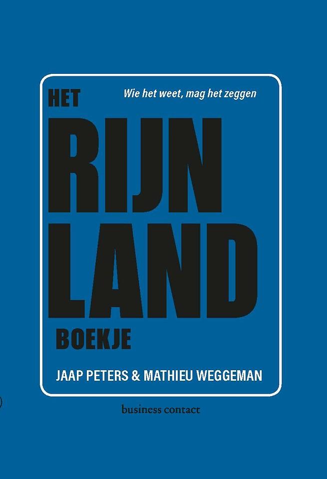 Het Rijnland-boekje