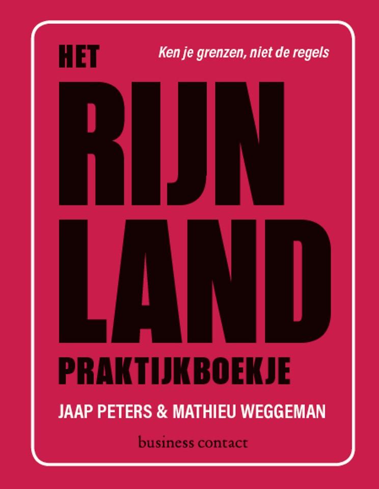 Het Rijnland praktijkboekje