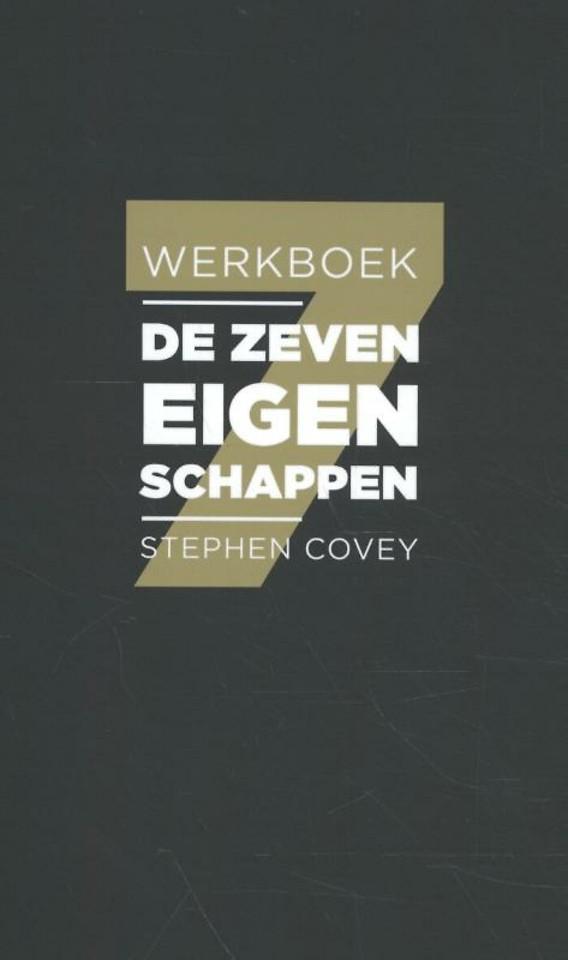 Werkboek De zeven eigenschappen