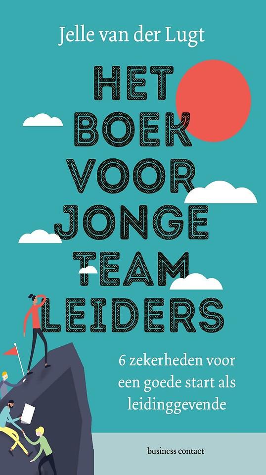 Het boek voor jonge teamleiders
