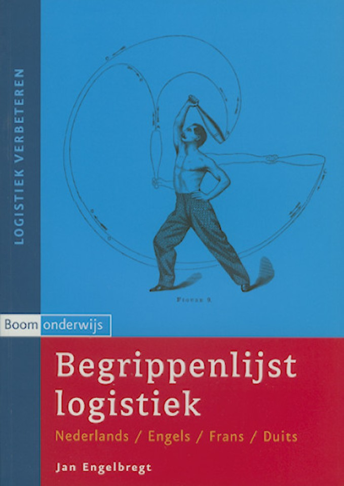 Begrippenlijst logistiek
