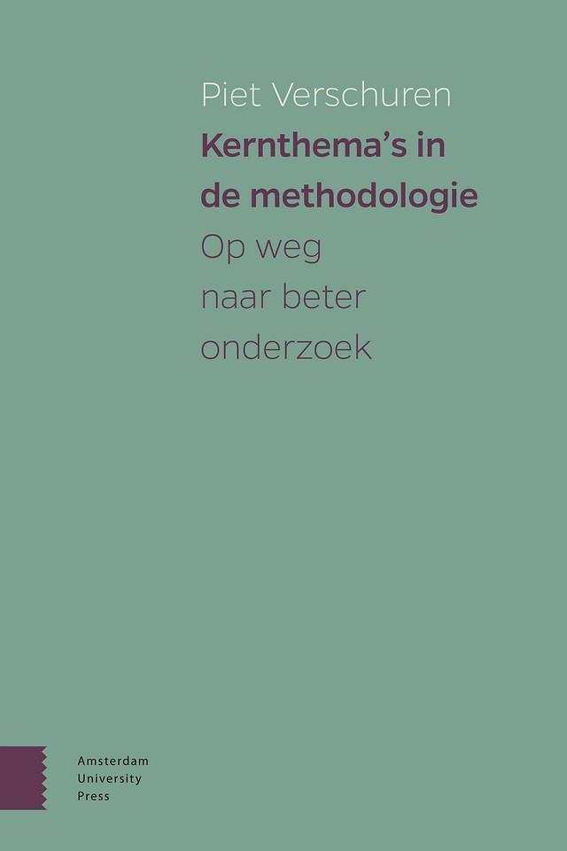 Kernthema's in de methodologie