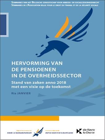 Hervorming van de pensioenen in de overheidssector