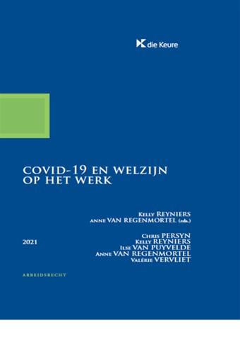 COVID-19 en welzijn op het werk