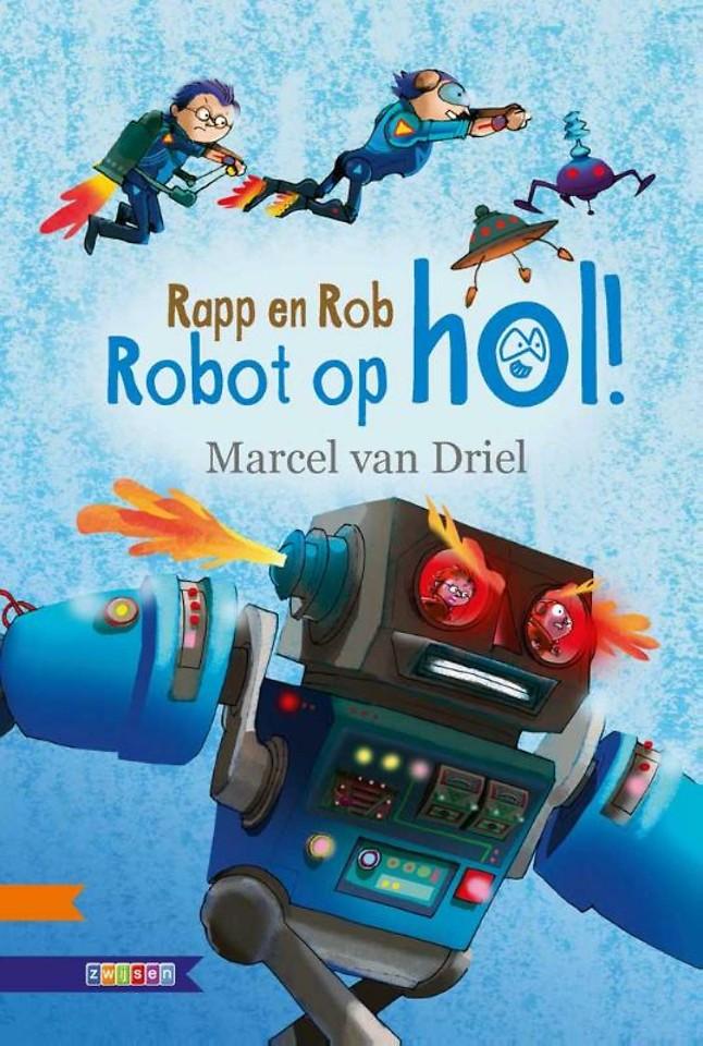 Rapp en Rob Robot op hol!