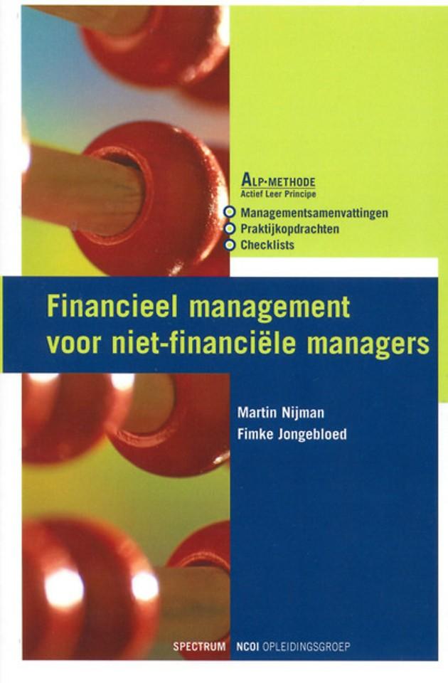 Financieel management voor niet-financiële managers