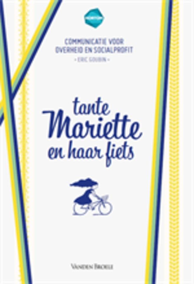 Tante Mariette en haar fiets
