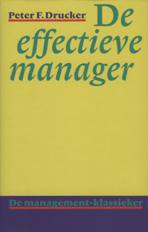 De effectieve manager