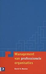 Management van professionele organisaties