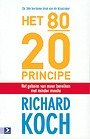 het 80-20 principe door Richard Koch