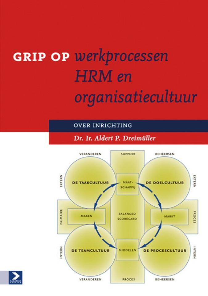 Grip op werkprocessen, HRM en organisatiecultuur