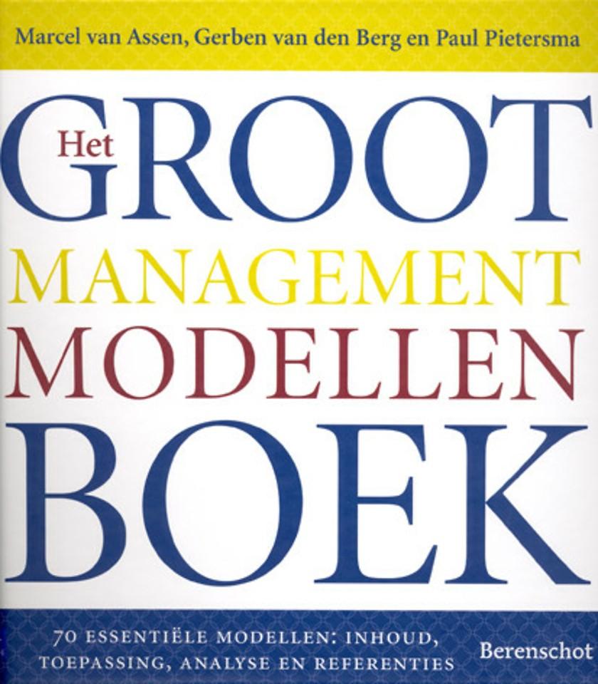 Het groot managementmodellenboek