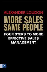More Sales Same People