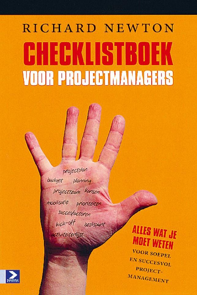 Checklistboek voor projectmanagers