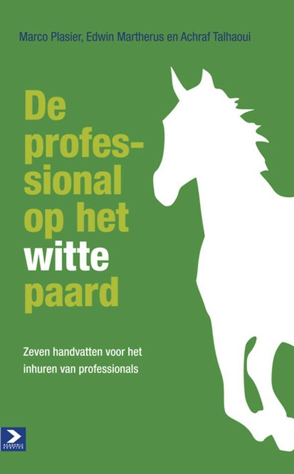 De professional op het witte paard