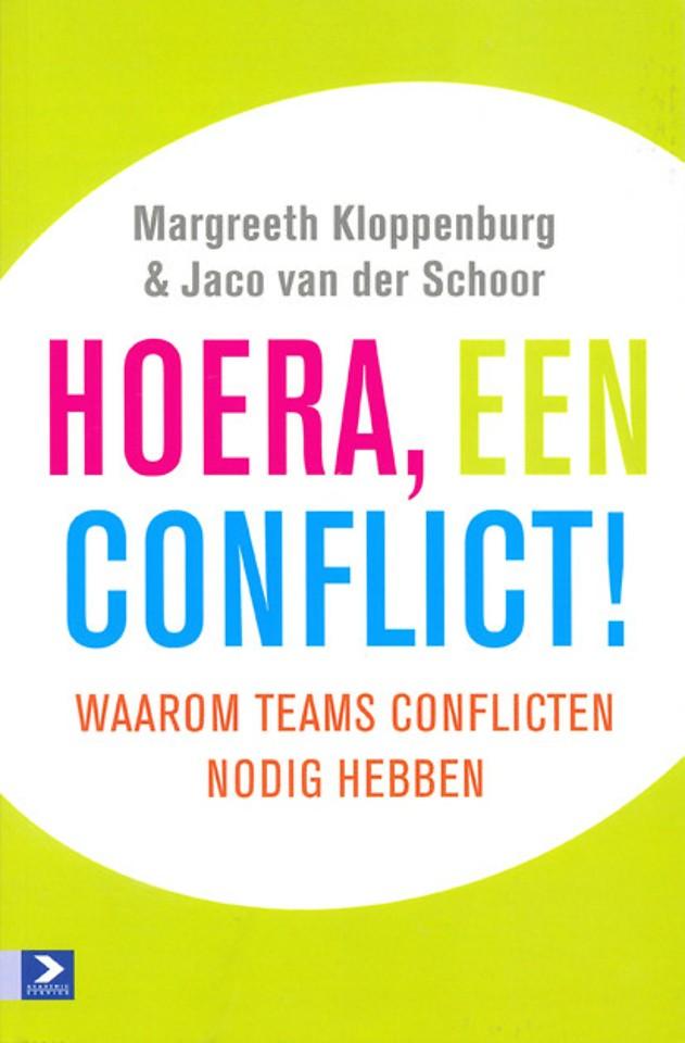 Hoera, een conflict!