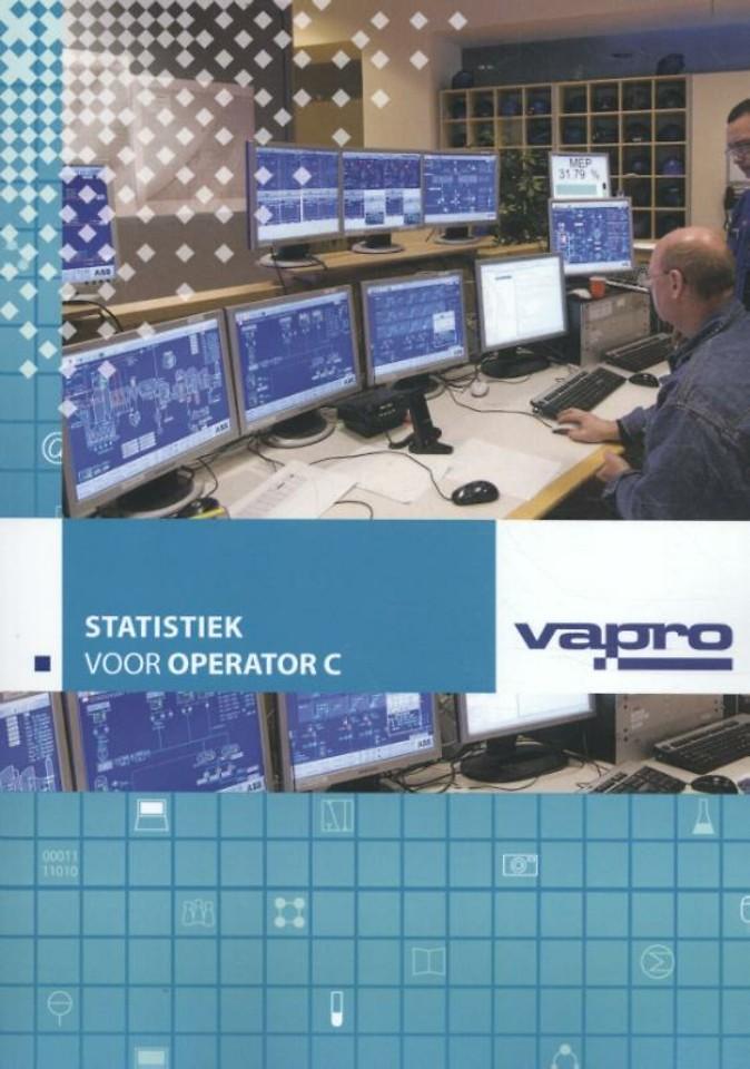 Statistiek voor operators niveau 4 (830302)