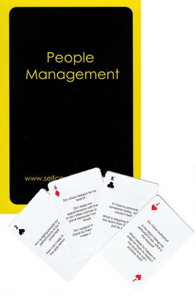 People Management Self Coaching Cards