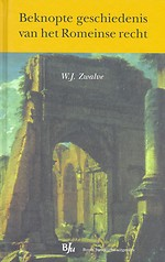 Beknopte geschiedenis van het Romeinse recht