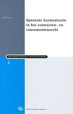 Spontane harmonisatie in het contracten- en consumentenrecht