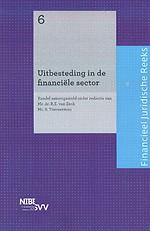 Uitbesteding in de financiele sector