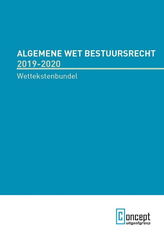 Algemene Wet Bestuursrecht 2019-2020