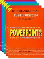 Pakket: Windows 7 in 20 minuten, Excel 2010, PowerPoint 2010, Word 2010, Windows 7 voor iedereen