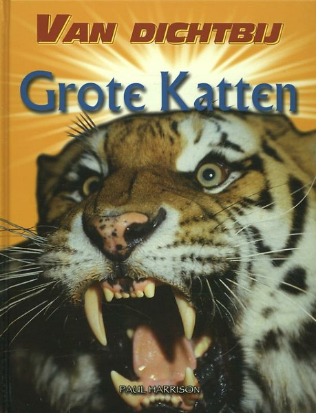 grote katten door paul harrison (gebonden) - managementboek.nl