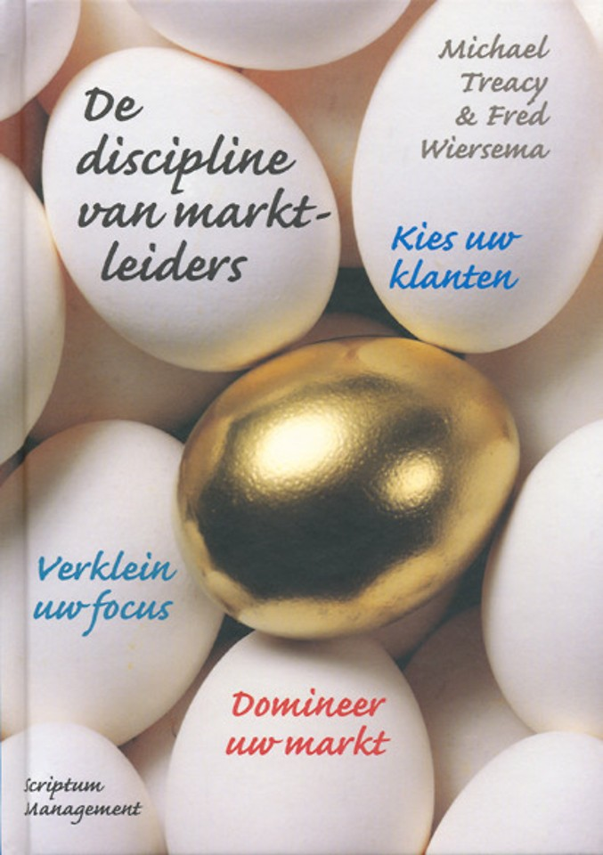 De discipline van marktleiders